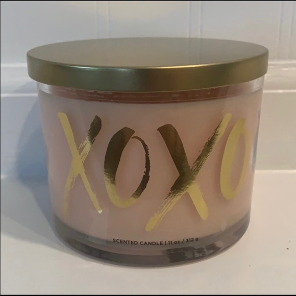 ❤️Chesapeake Bay Candle 🕯'XOXO'❤️